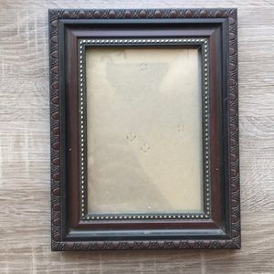 Other - 🆕🦩3/$20 Wood Glass Picture Frame